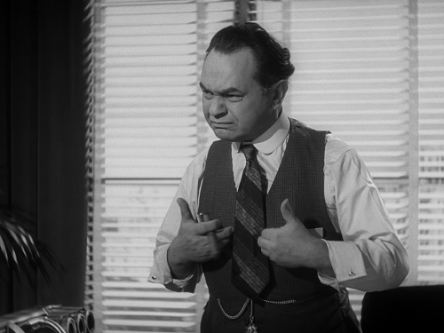 Image result for barton keyes in double indemnity