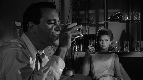 Image result for Days of Wine and Roses 1962 Jack Lemmon